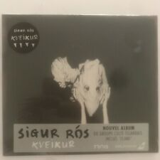 Sigur Ros Kveikur cd 9 titres neuf sous blister