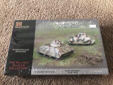 """Brand New in Box Pegasus Hobbies P-245-010 Tanks """"Jaguarundi"""" 1/72 Scale Model!!"""