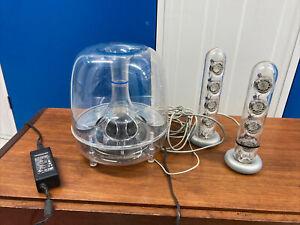 Harman Kardon Soundsticks II  2.1 Hi-Fi/PC Speaker System w Subwoofer