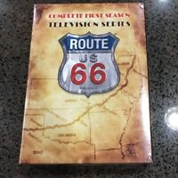 ROUTE 66 - THE COMPLETE FIRST SEASON - DVD - BRAND NEW SEALED! BOX SET