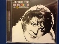 JACKIE. LEE.    END  OF A. RAINBOW.  -  A PYE ANTHOLOGY  COMPACT DISC