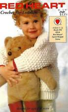 Red Heart Crochet for Toddlers for ages 1-4 Book 370 1992