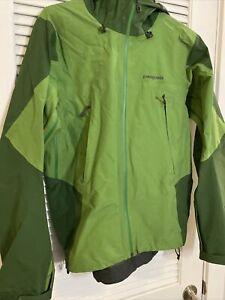 Patagonia Super Pluma Goretex Pro Men's Medium Rain Jacket M