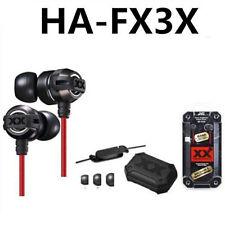 JVC HA-FX3X XTREME XPLOSIVES Aluminum Body In-Ear Deep Bass Earbuds Earphones
