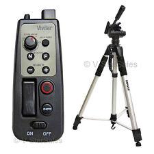 """LANC Remote + 72"""" Tripod For Canon XL2 XLH1 XL1S ZR-1000 ZR-2000 XH-A1S XH-G1S"""