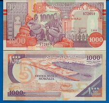 Somalia P-37a 1000 Shillings Year 1990 Uncirculated FREE SHIPPING