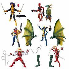 Marvel Legends Deadpool Wave 2 Set of 6 Figures + Sauron BAF