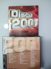 COMPILATION - DISCO 2001 - BOX DOPPIO CD