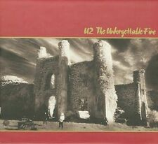 U2 - The Unforgettable Fire [Deluxe Edition Remaster Digipak](2 CD 2008, Island)