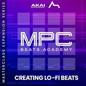 Making LoFi Beats Masterclass -Expansion & Tutorial for AKAI MPC/Force