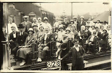 Antique Original Postcard Of Blackpool Lancashire