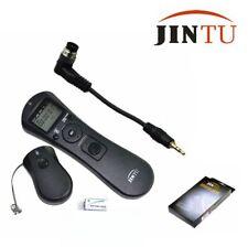 JINTU Wireless Timer Remote Intervalometer for Nikon D810 D800 D700 D300s D200
