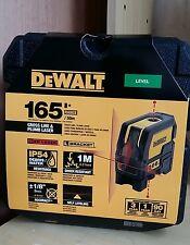 Dewalt DW0822 Combilaser Self-Leveling Cross Line/Plumb Spot Laser