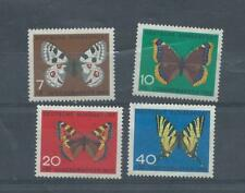 Germany stamps. 1962 Child Welfare Butterflies Insects MNH (C808)