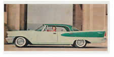 1957 Chrysler Windsor Ceramic Refridgerator Tool Box Magnet Handmade