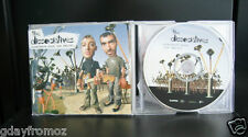 The Dissociatives - Somewhere Down The Barrel 3 Track CD Single
