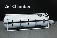 "26"" Hyperbaric Oxygen Chamber - Brand New, Latest Model"