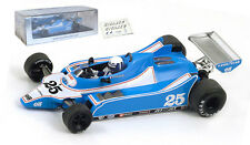 Spark s1724 Ligier Js11-15 # 25 Winner Belgium Gp 1980-Didier Pironi 1/43 Escala