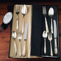 Rediscovered Antique Silver Plate Silverware By CAKE Anthropologie WM Rogers Vtg