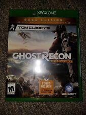 Tom Clancy's Ghost Recon: Wildlands -- Gold Edition (Microsoft Xbox One, 2017)