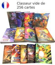 CLASSEUR POKEMON Contenance 240 CARTES aux CHOIX (Pikachu,Dracaufeu GX MEGA EX)