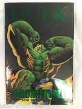 Hulk abominable LIBRO DE TAPA DURA MARVEL 2012