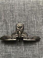 ww2 Orginal German Cap Badge