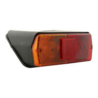 New Side Lamp for Ford/New Holland 7610, 7610O, 7710 83960359, E4NN13N465AB