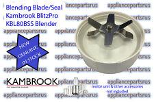 Kambrook BlitzPro KBL80BSS Blender Blending Blade & Seal Part KBL80BSS/04 - NEW
