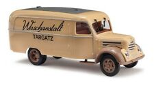 Busch 51811 - 1/87 / H0 Robur Garant K 30 Kastenwagen - Waschanstalt Targatz