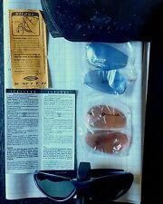 SMITH deja-blue WODOO, set 3 lenti intercambiabili + montatura e astuccio