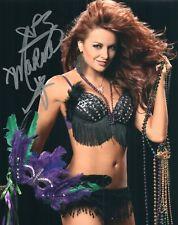 Maria Kanellis  WWE Diva / ROH Autograph Signed 8x10 Photo #6A Playboy Impact