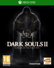 Dark Souls 2 Scholar of the first sin - xbox one -