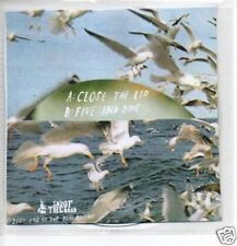 (P495) Port O'Brien, Close the Lip - DJ CD