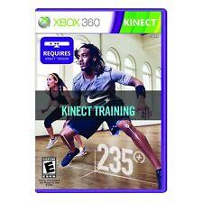 Nike + Kinect Training XBOX 360 Simulation (Video Game)