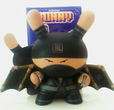 "DUNNY 3"" 2009 SERIES HUCK GEE FLYING NINJA CHASE 1/50 KIDROBOT TOY VINYL"