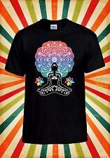 Aztec Yoga Buddha Chakra Meditation Men Women Vest Tank Top Unisex T Shirt 1516