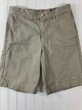 Vineyard Vines Size 12 Boys Khaki Shorts