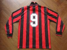 maglia VAN BASTEN MILAN shirt trikot jersey maillot camiseta PAPIN MOTTA 93 94