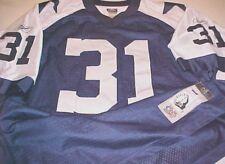 Roy Williams 31 Dallas Cowboys NFL Reebok Gridiron Throwbacks Blue Jersey L