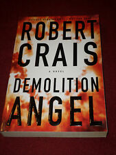 Demolition Angel by Robert Crais (2000, TPB) Advance Reading Copy ARC Proof