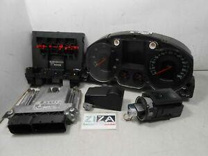 Kit Chiave ECU VW Passat 3C 2.0 103kw BMP 2008 03G906021NK 3C0937049AJ