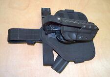 G-Code SOC Rig 5107 Beretta 92 Holster & Eagle Industries Drop Leg Panel RH
