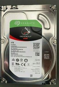 4TB Seagate IronWolf 4TB SATA 3, 3,5 Zoll Interne Festplatte - (ST4000VN008)