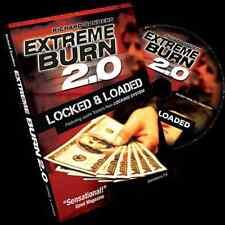 Extreme Burn 2.0: Locked & Loaded by Richard Sanders -  Magic Tricks