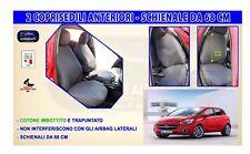 Coprisedili OPEL Karl 2015>Fodere per auto copri sedili Schienali set su misura