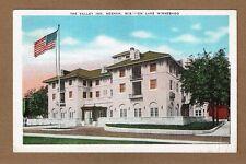 Neenah,WI Wisconsin, The Valley Inn on Lake Winnebago used 1941