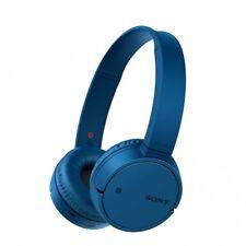 Auriculares Bluetooth Sony Whch500l NFC azul