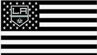 LA Kings FLAG 3X5 Los Angeles Banner American Hockey Fast USA Shipping