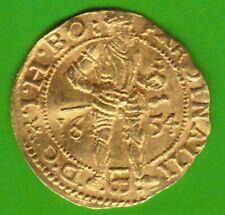 GOLD Zwolle Dukat 1654 besser als vz sehr hübsch nswleipzig